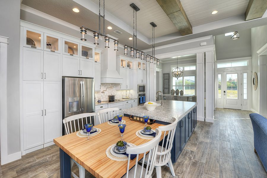 Kitchen featured in the Atlantic By ICI Homes in Daytona Beach, FL