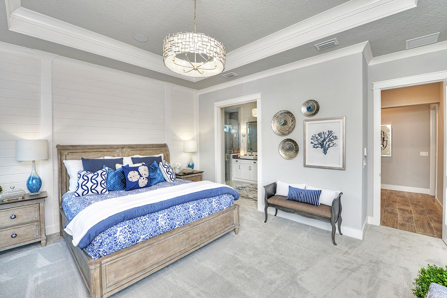 Bedroom featured in the Atlantic By ICI Homes in Jacksonville-St. Augustine, FL
