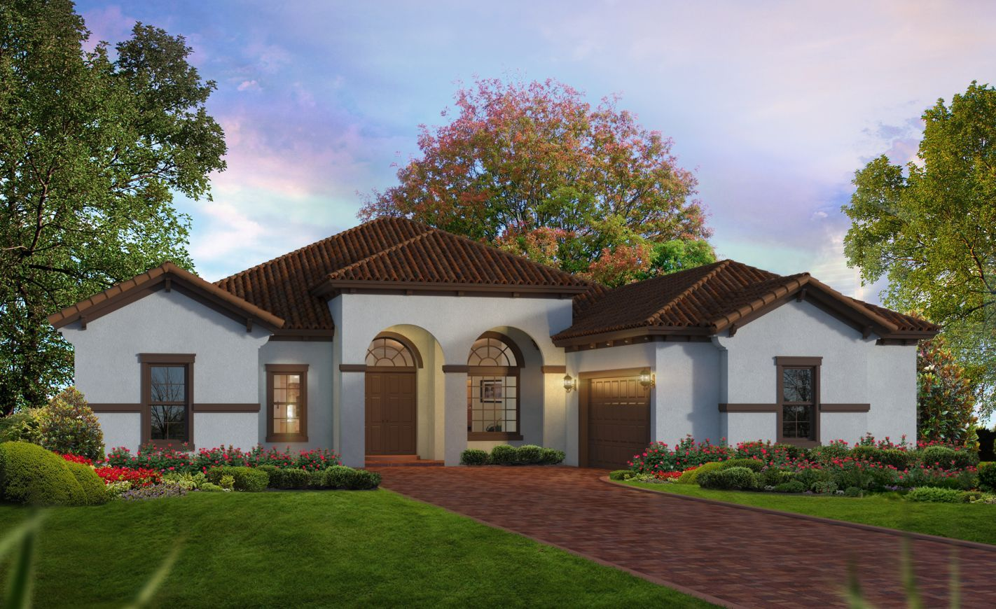 Exterior featured in the Biltmore By ICI Homes in Jacksonville-St. Augustine, FL