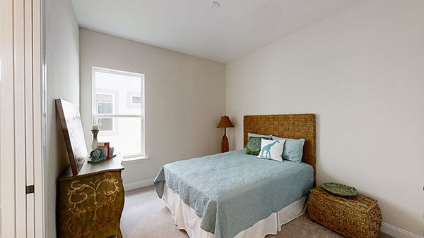 Bedroom featured in the Emma By ICI Homes in Jacksonville-St. Augustine, FL