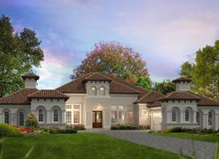 Monaco - Plantation Bay: Ormond Beach, Florida - ICI Homes