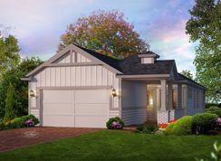 Adams - eTown: Jacksonville, Florida - ICI Homes