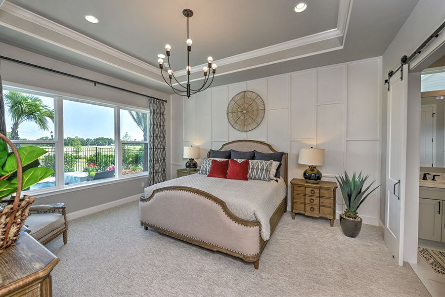 Bedroom featured in the Arden By ICI Homes in Jacksonville-St. Augustine, FL