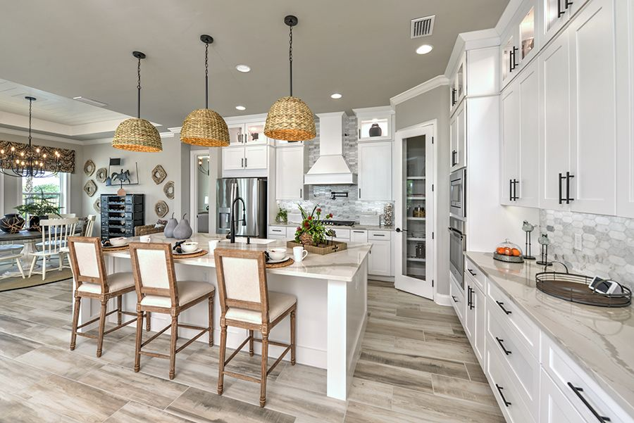 Kitchen featured in the Arden By ICI Homes in Jacksonville-St. Augustine, FL