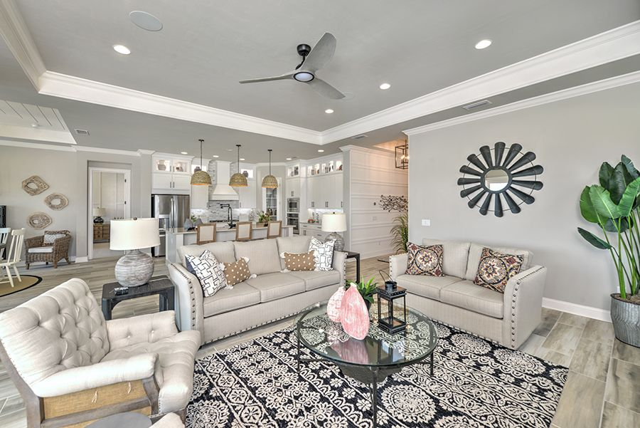Living Area featured in the Arden By ICI Homes in Daytona Beach, FL