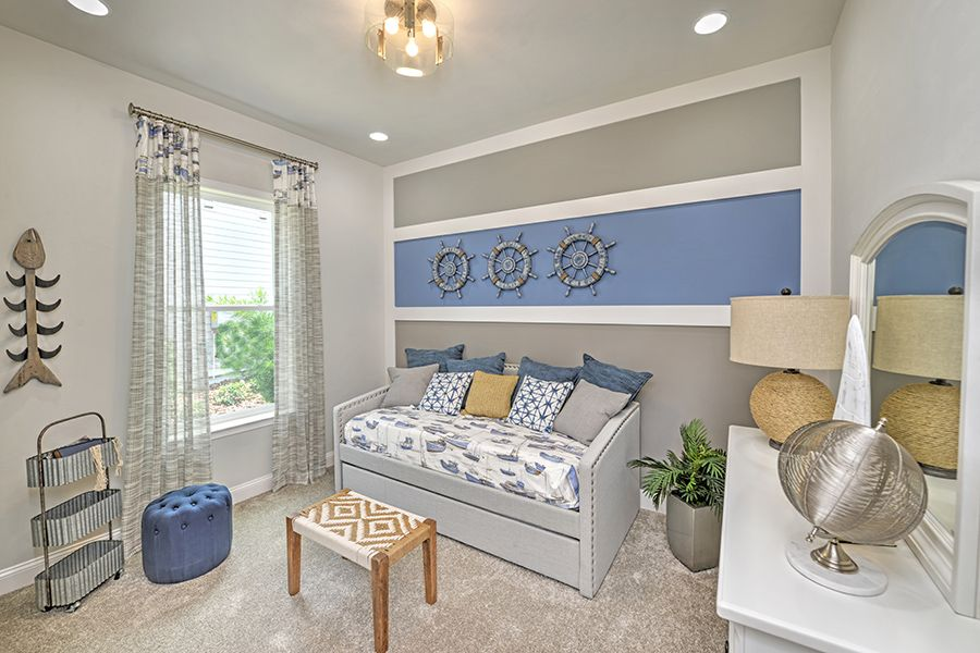 Bedroom featured in the Charlotte By ICI Homes in Jacksonville-St. Augustine, FL