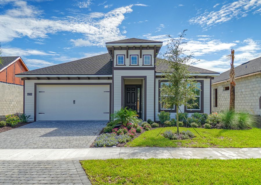 Exterior featured in the Avery By ICI Homes in Daytona Beach, FL