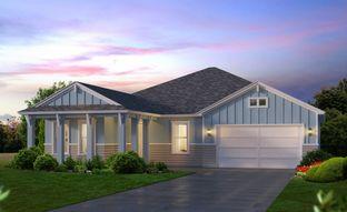 Juliette - Plantation Bay: Ormond Beach, Florida - ICI Homes