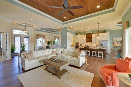 Greatroom-and-Dining-in-Egret II-at-Julington Creek-in-Saint Johns