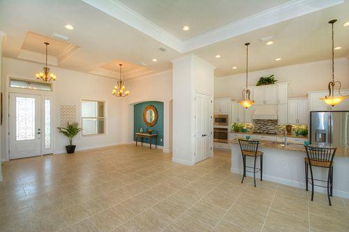 Kitchen-in-Egret VI-at-Browns Landing-in-Port Orange