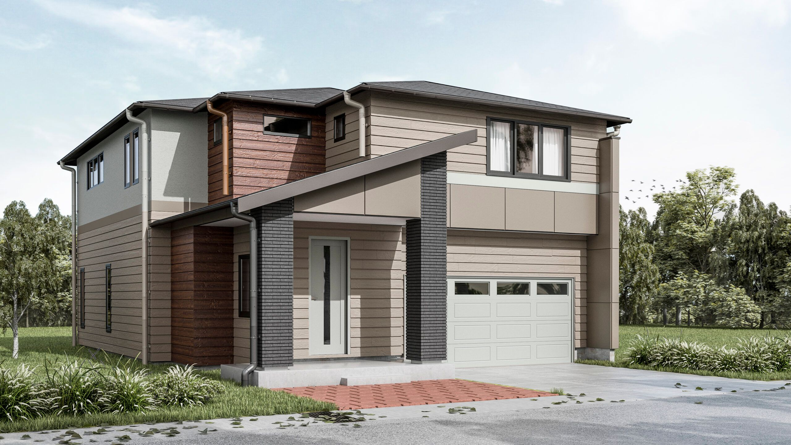 Exterior featured in the Robin By Ichijo USA in Seattle-Bellevue, WA