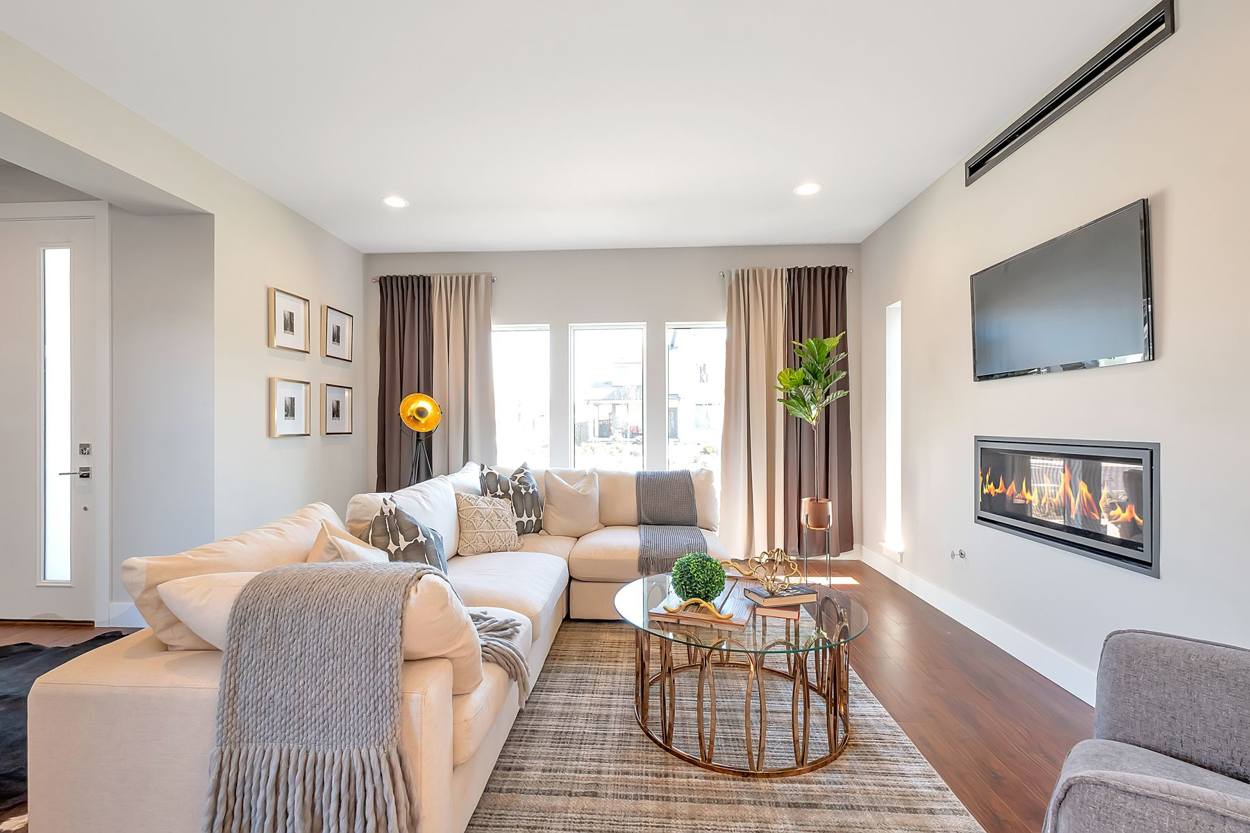 Living Area featured in the Maplewood By Ichijo USA in Portland-Vancouver, OR