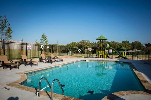 Little River Trails by Ideal Homes in Oklahoma City Oklahoma