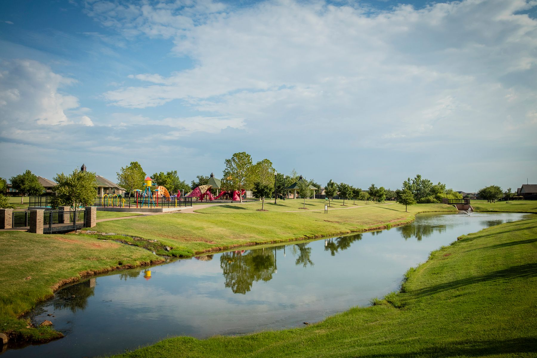'Valencia' by Ideal Homes in Oklahoma City