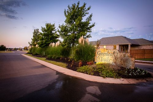 Greenleaf Trails by Ideal Homes in Oklahoma City Oklahoma