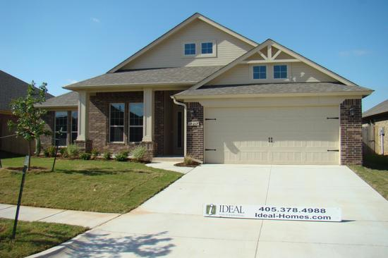 Native Plains by Ideal Homes in Oklahoma City Oklahoma