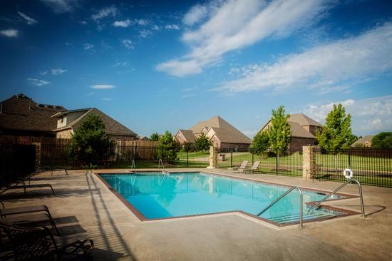 The Reserve at Valencia by Ideal Homes in Oklahoma City Oklahoma