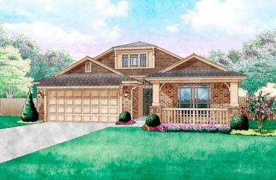 Jordan - Tradan Heights: Stillwater, Oklahoma - Ideal Homes
