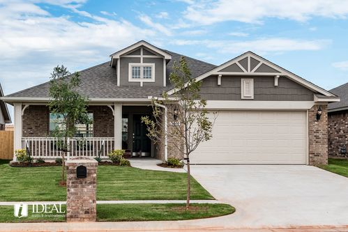 Northbrooke by Ideal Homes in Oklahoma City Oklahoma