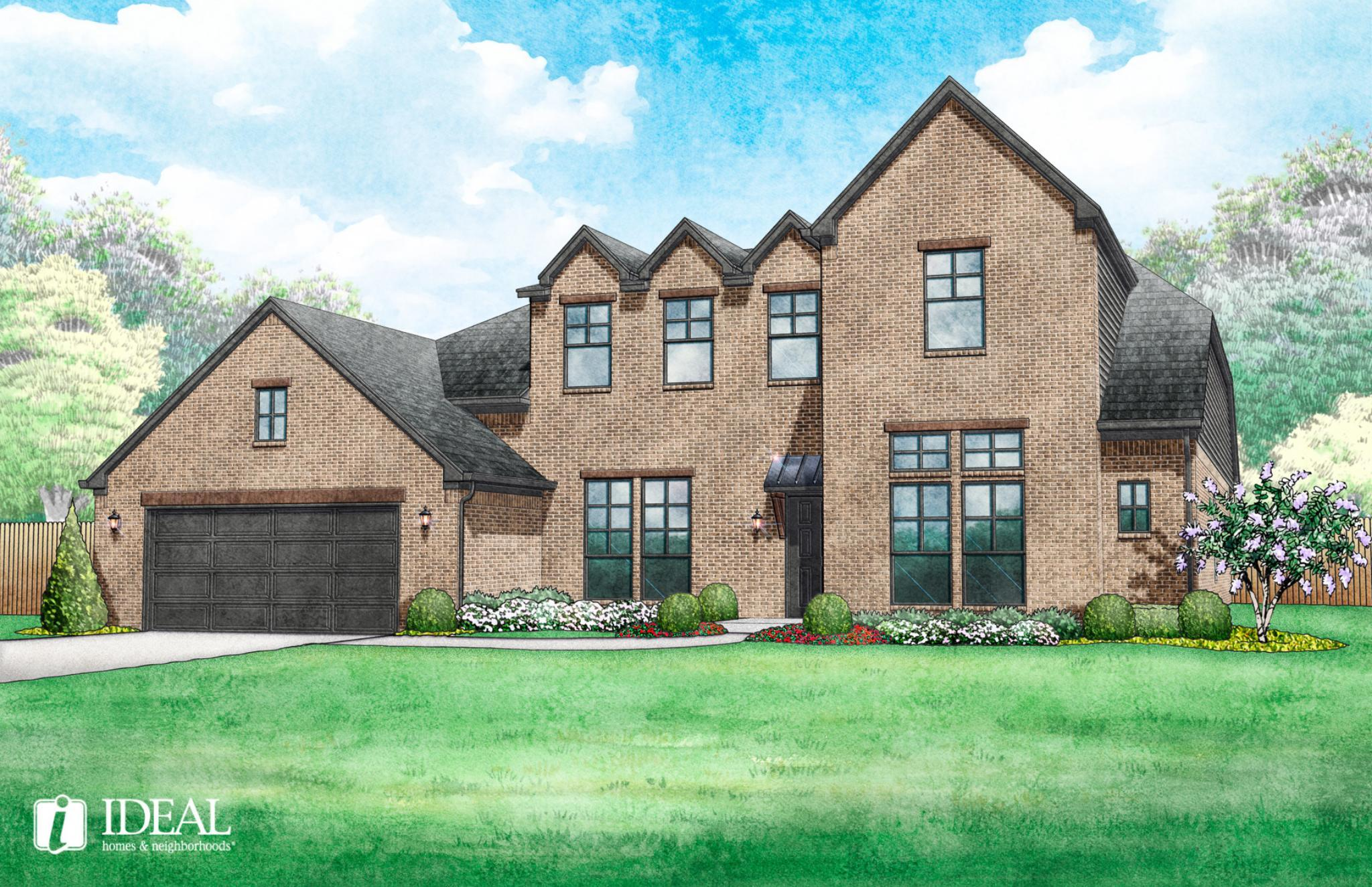New Construction Homes Plans In Norman Ok 1 049 Newhomesource