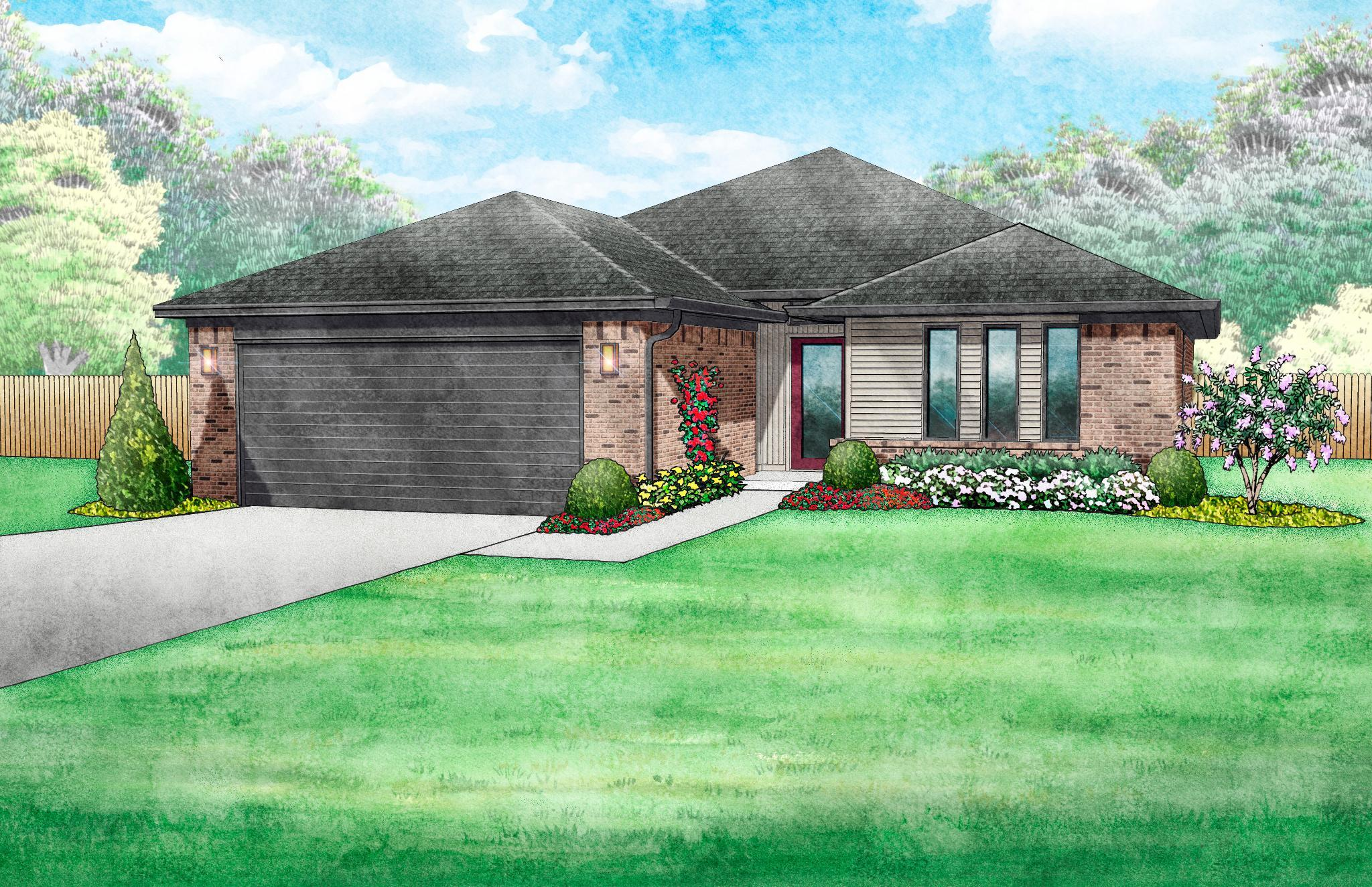 New Construction Homes U0026 Plans In Edmond, OK | 1,131 Homes | NewHomeSource