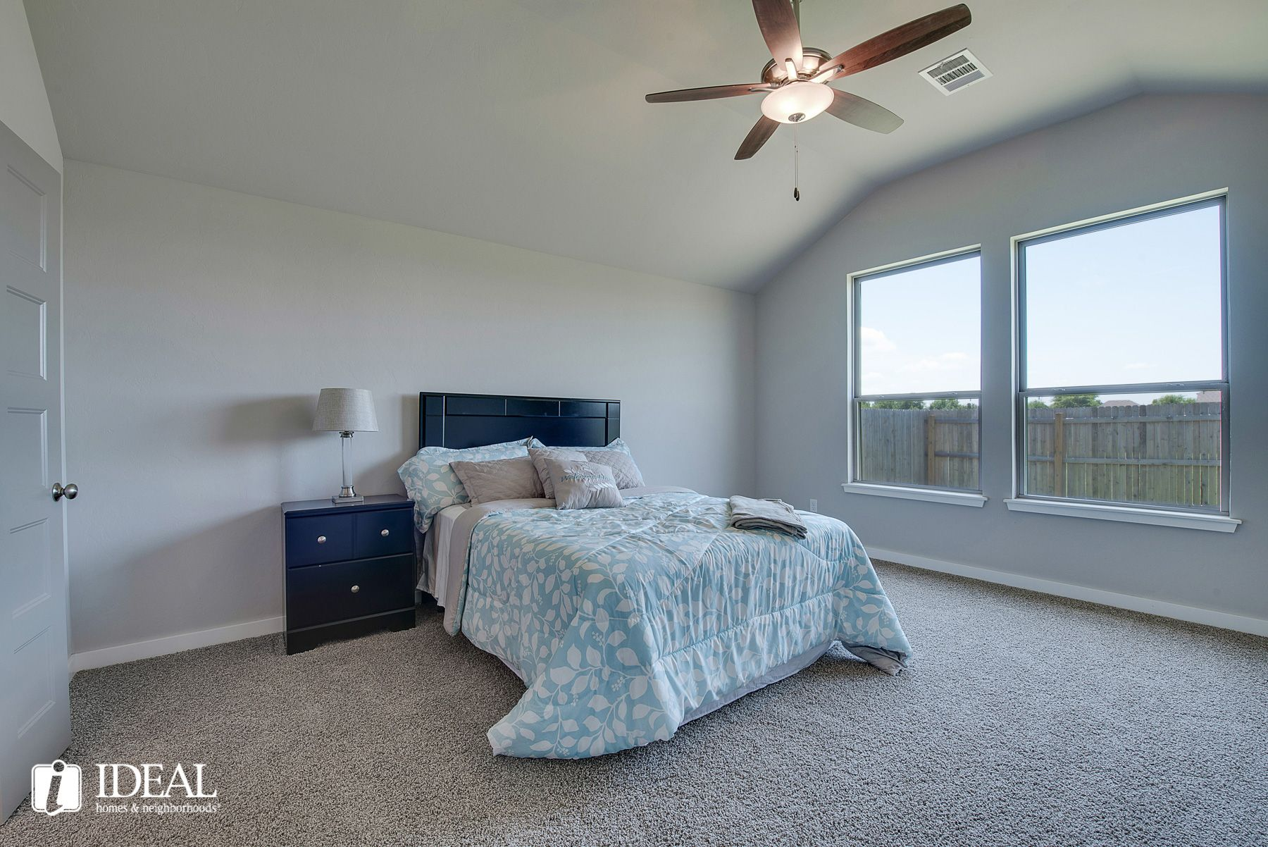 Bedroom featured in the Morrison By Ideal Homes in Oklahoma City, OK