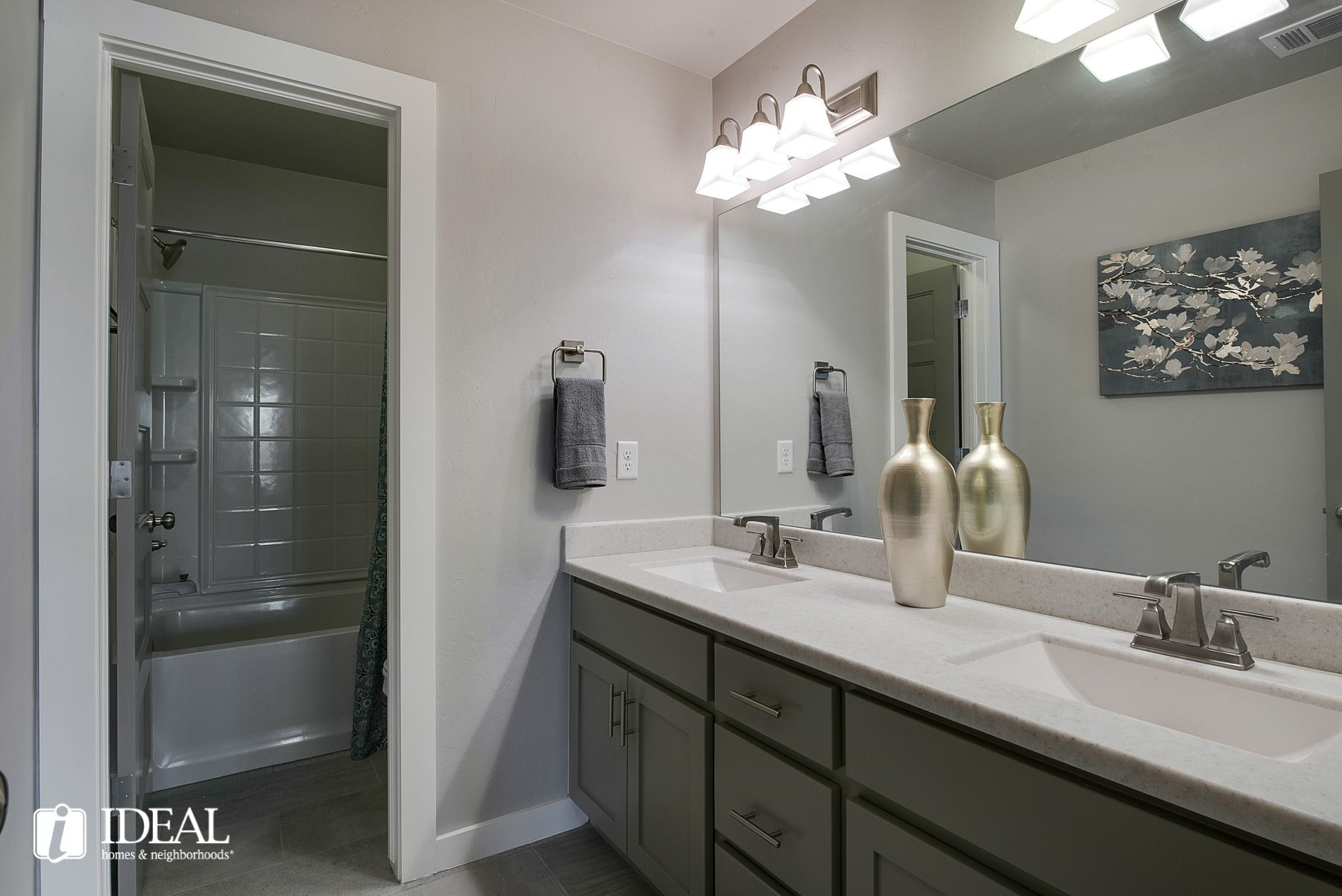 Bathroom featured in the Morrison By Ideal Homes in Oklahoma City, OK