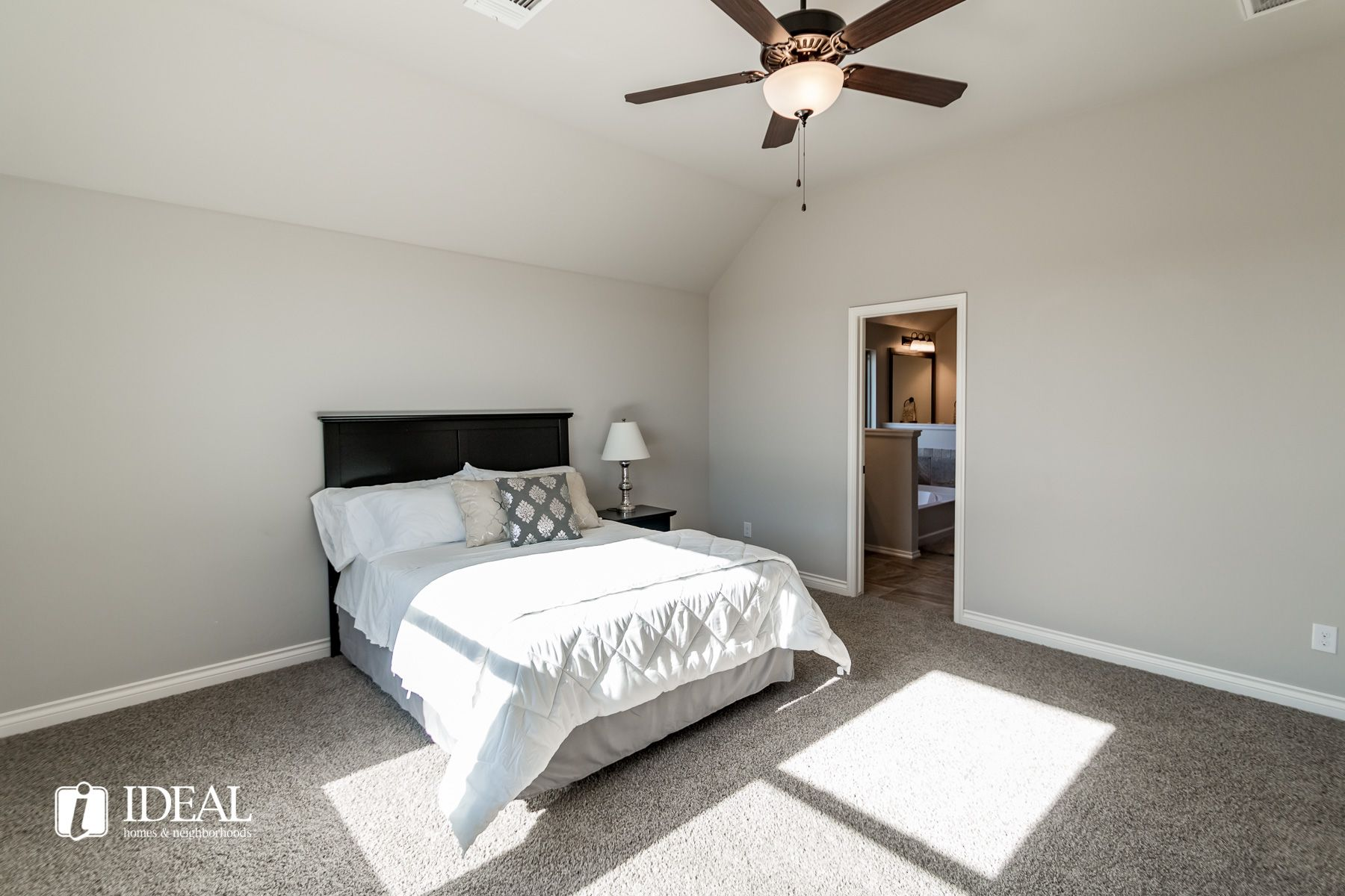 Bedroom featured in the Stafford By Ideal Homes in Oklahoma City, OK