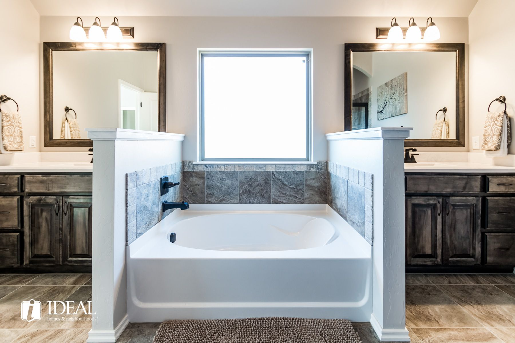 Bathroom featured in the Stafford By Ideal Homes in Oklahoma City, OK