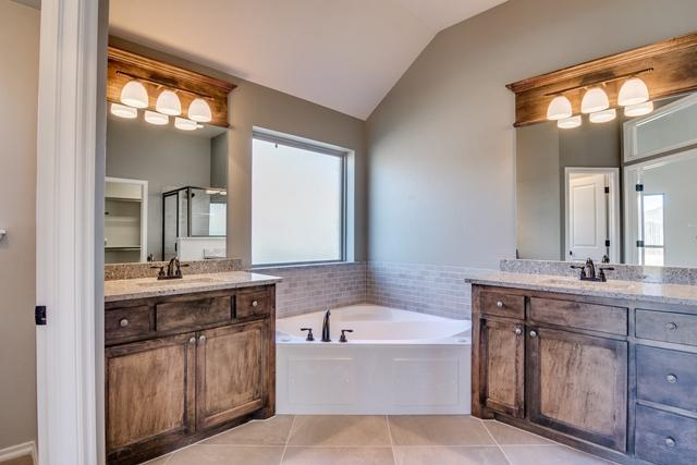 Bathroom featured in the Galway By Ideal Homes in Oklahoma City, OK