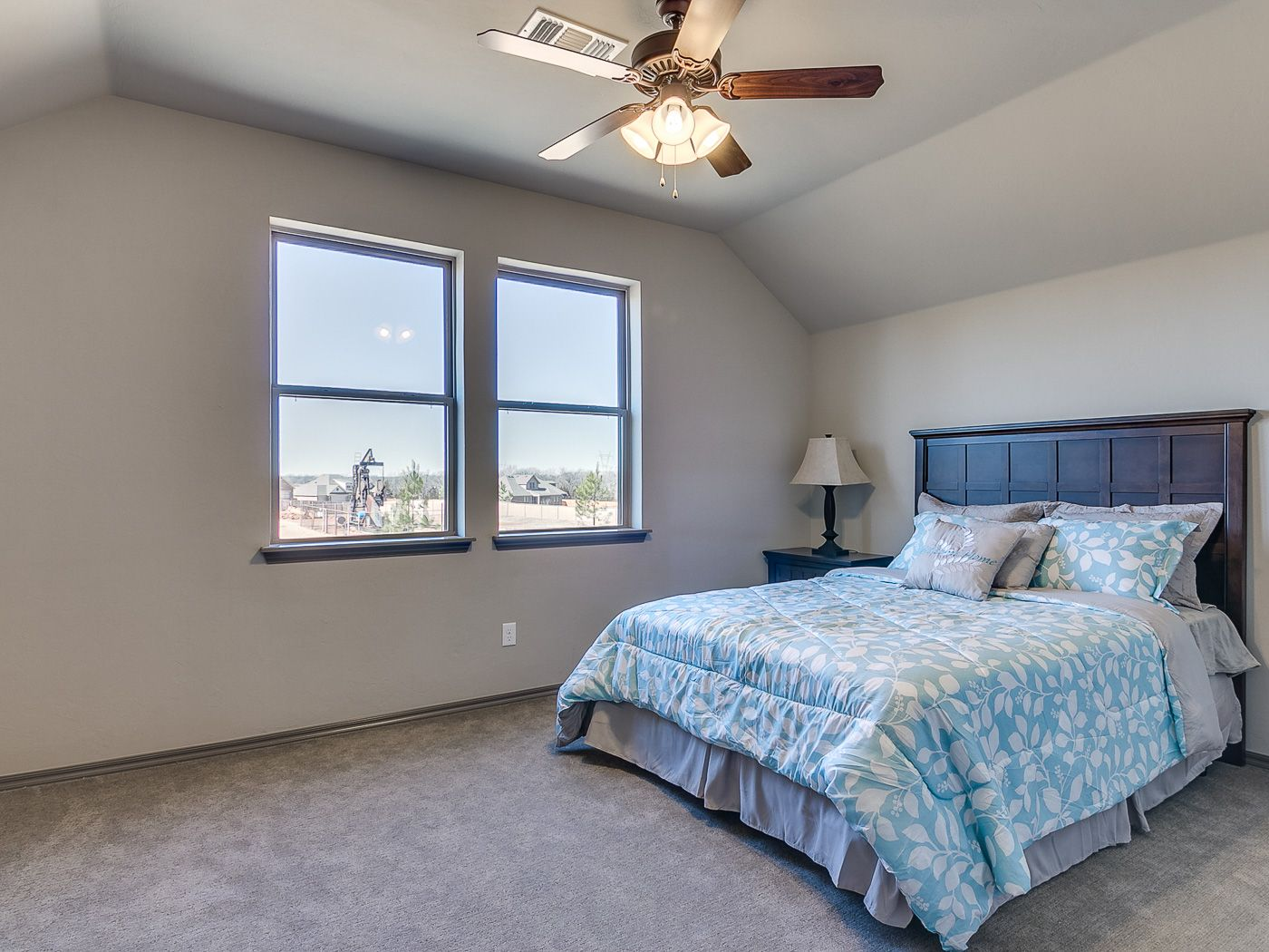 Bedroom featured in the Ashworth By Ideal Homes in Oklahoma City, OK