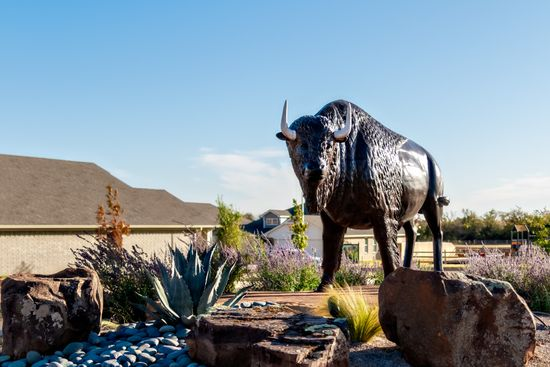 Bison Creek by Ideal Homes in Oklahoma City Oklahoma