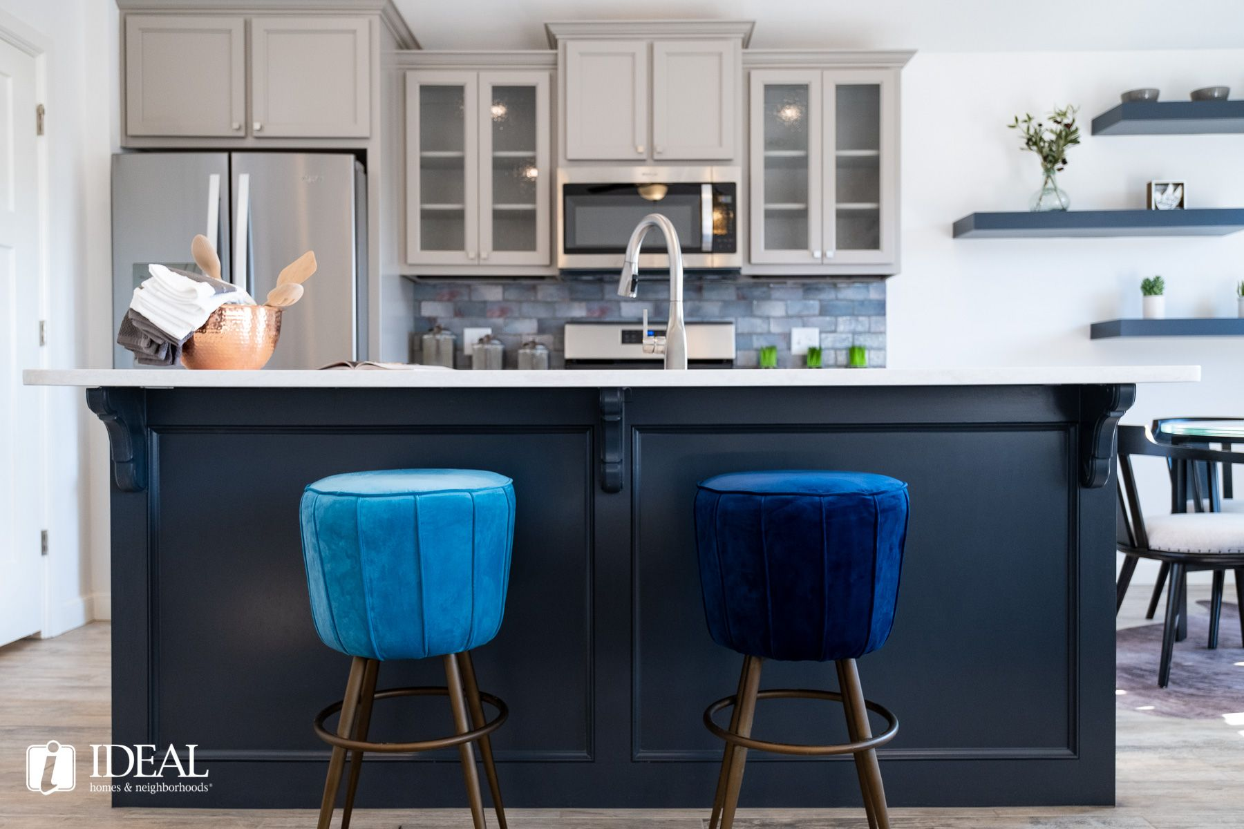 Kitchen featured in the Chadwick By Ideal Homes in Oklahoma City, OK