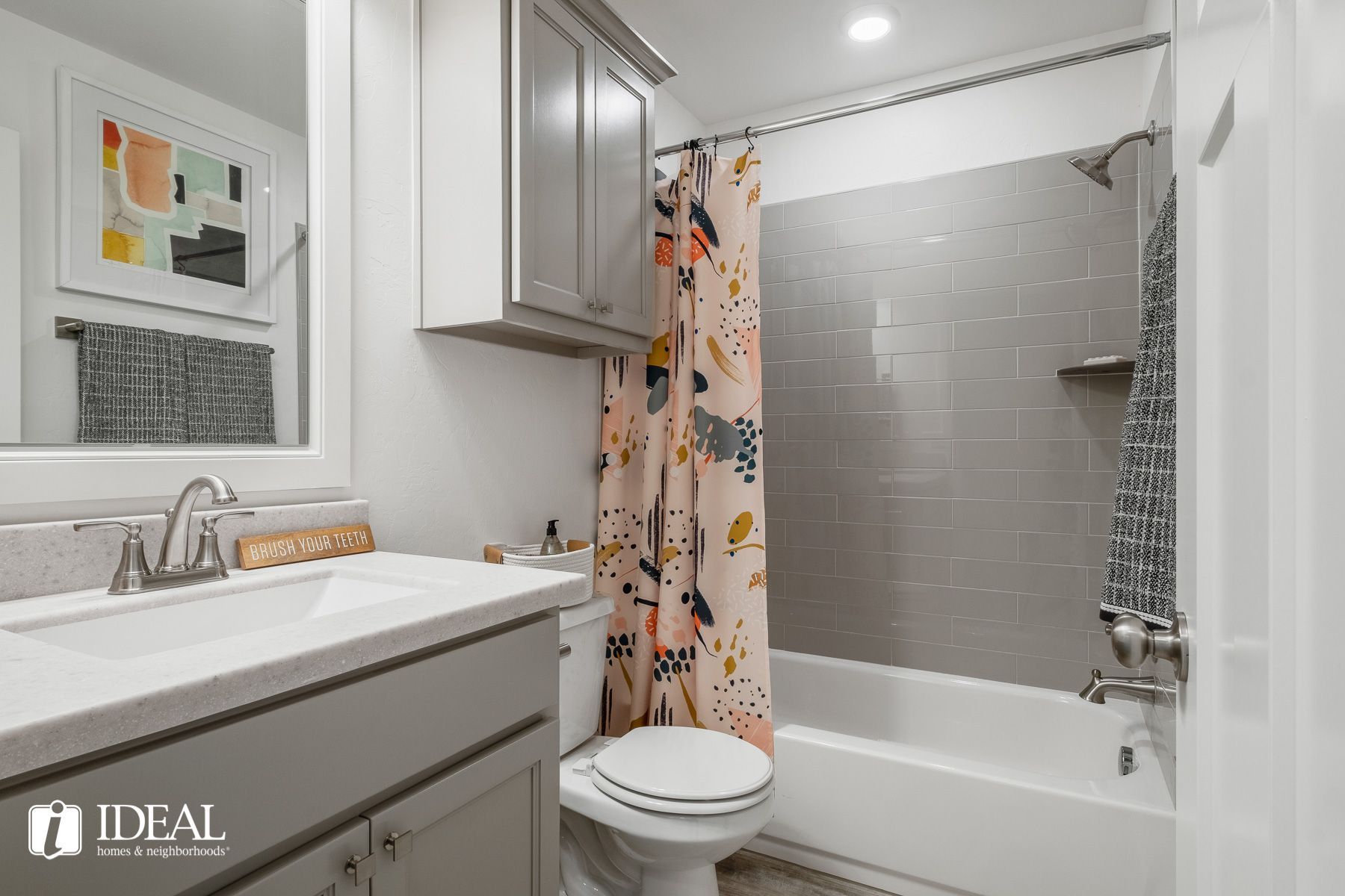Bathroom featured in the Chadwick By Ideal Homes in Oklahoma City, OK