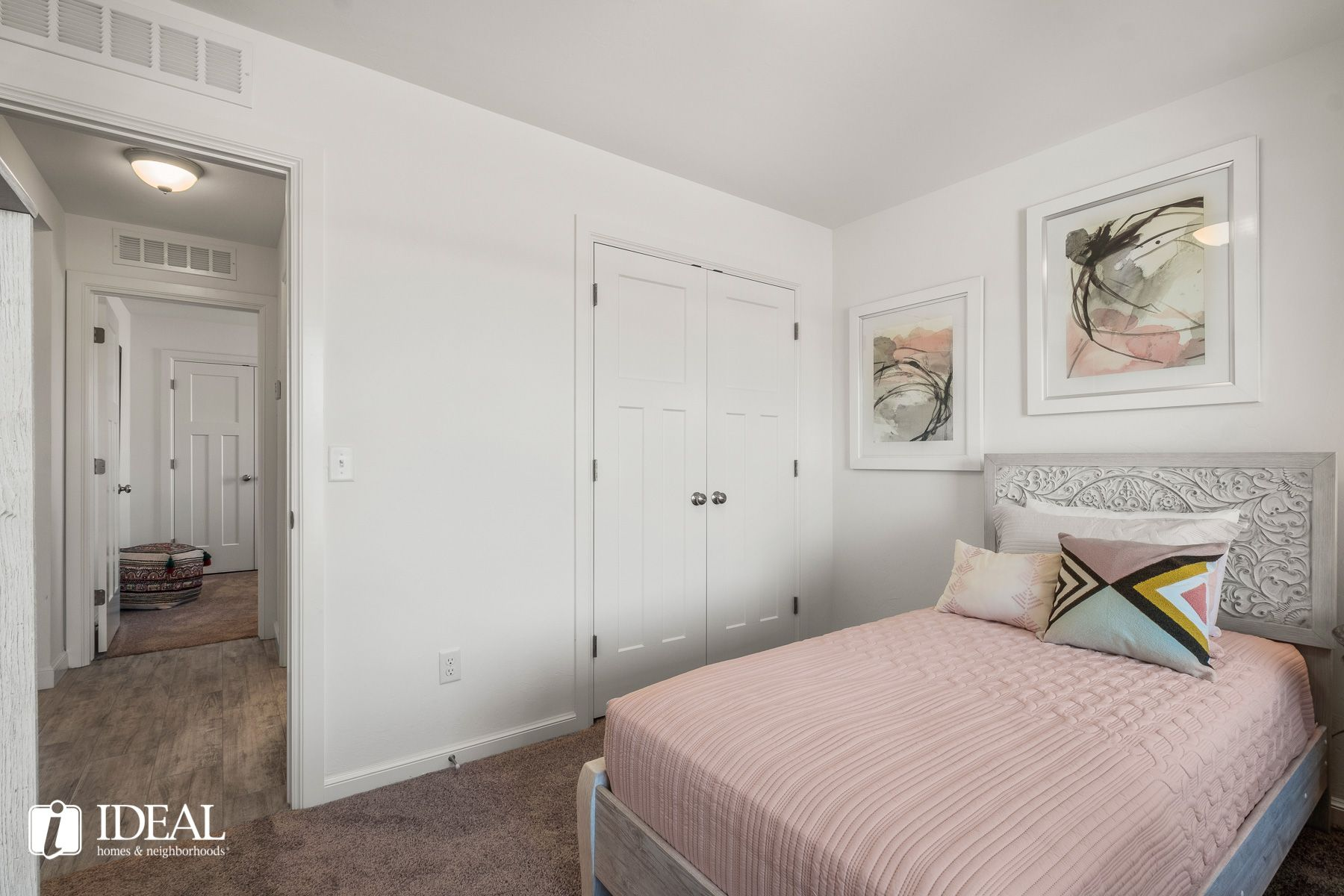 Bedroom featured in the Chadwick By Ideal Homes in Oklahoma City, OK