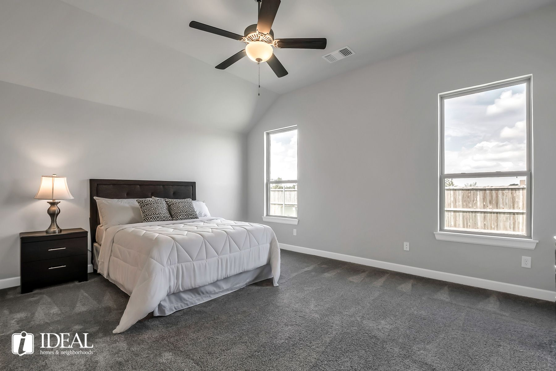 Bedroom featured in the Orwell Modern By Ideal Homes in Oklahoma City, OK