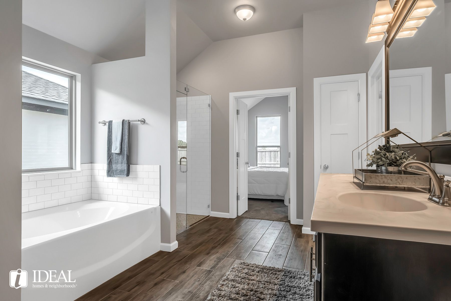 Bathroom featured in the Orwell Modern By Ideal Homes in Oklahoma City, OK