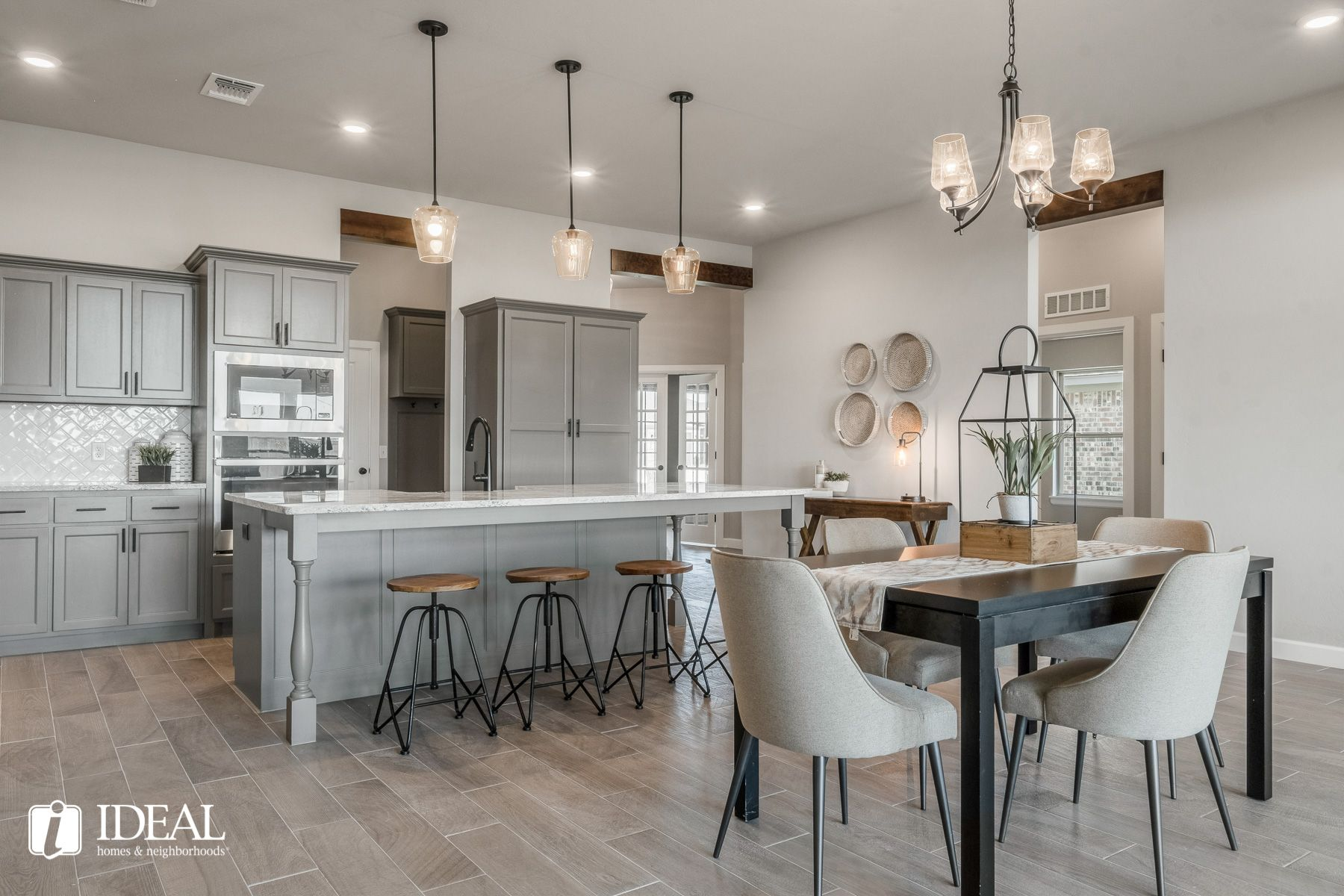 Kitchen featured in the Overly By Ideal Homes in Oklahoma City, OK