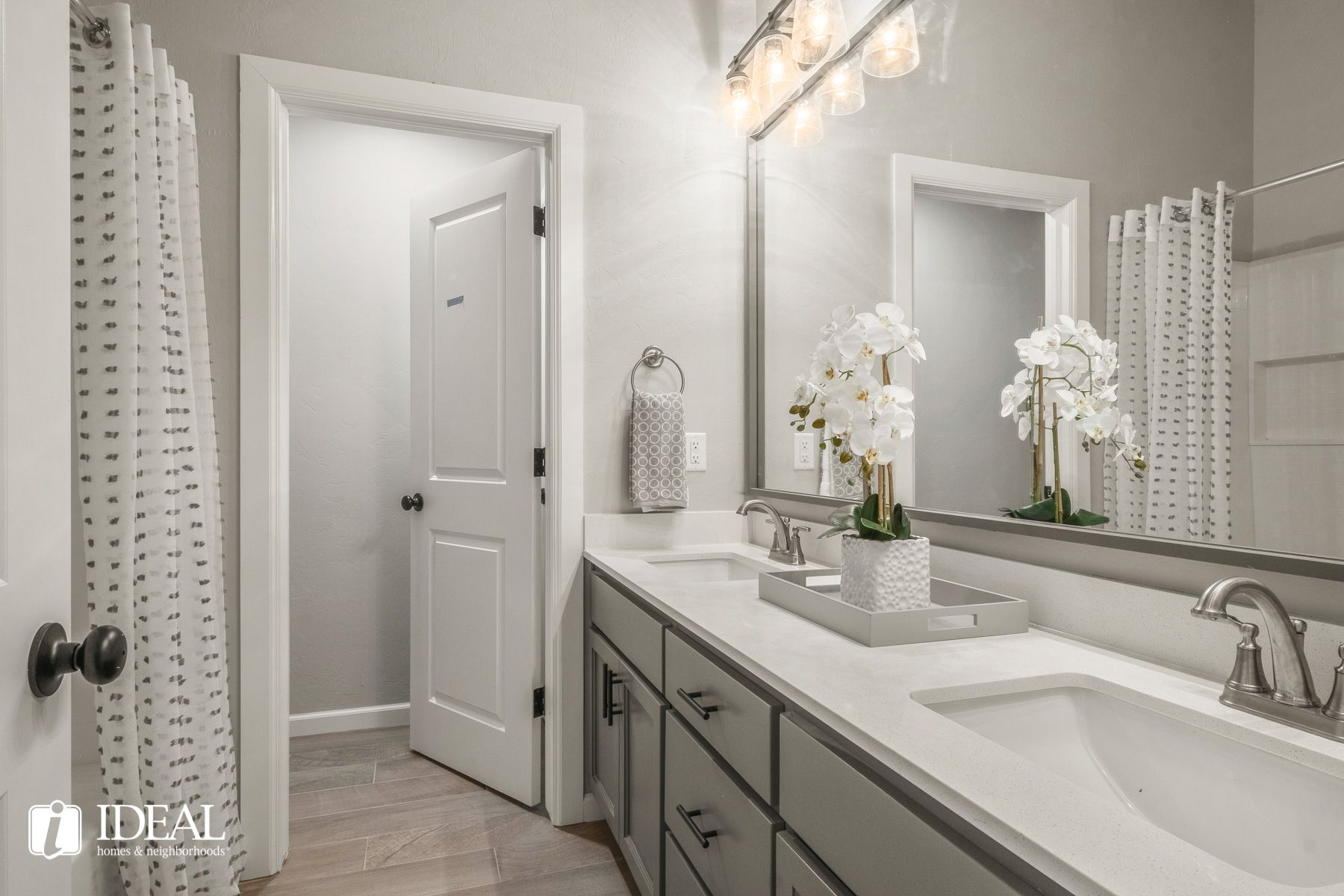 Bathroom featured in the Overly Modern By Ideal Homes in Oklahoma City, OK