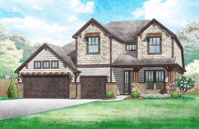 13215 Sawtooth Oak Road (Nottingham Craftsman)