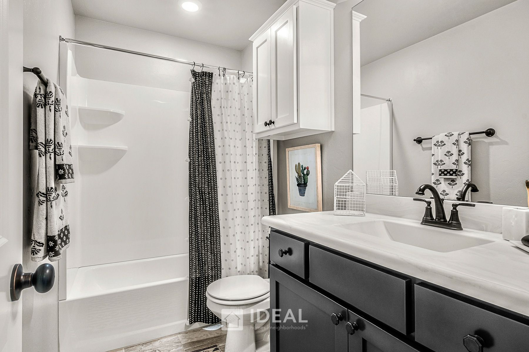 Bathroom featured in the Dawson By Ideal Homes in Oklahoma City, OK