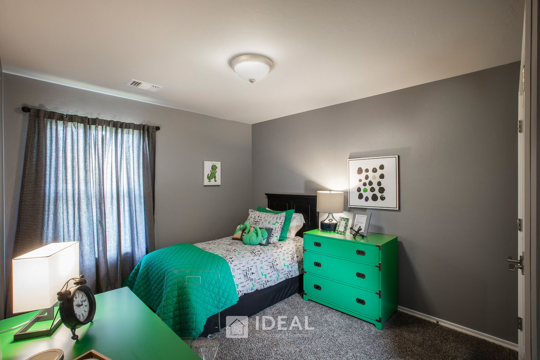 Bedroom featured in the Jefferson By Ideal Homes in Oklahoma City, OK