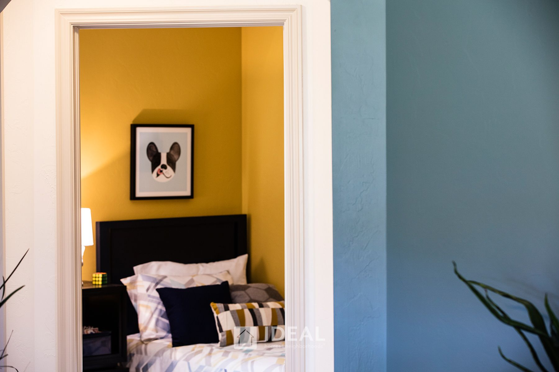 Bedroom featured in the Kingsley By Ideal Homes in Oklahoma City, OK