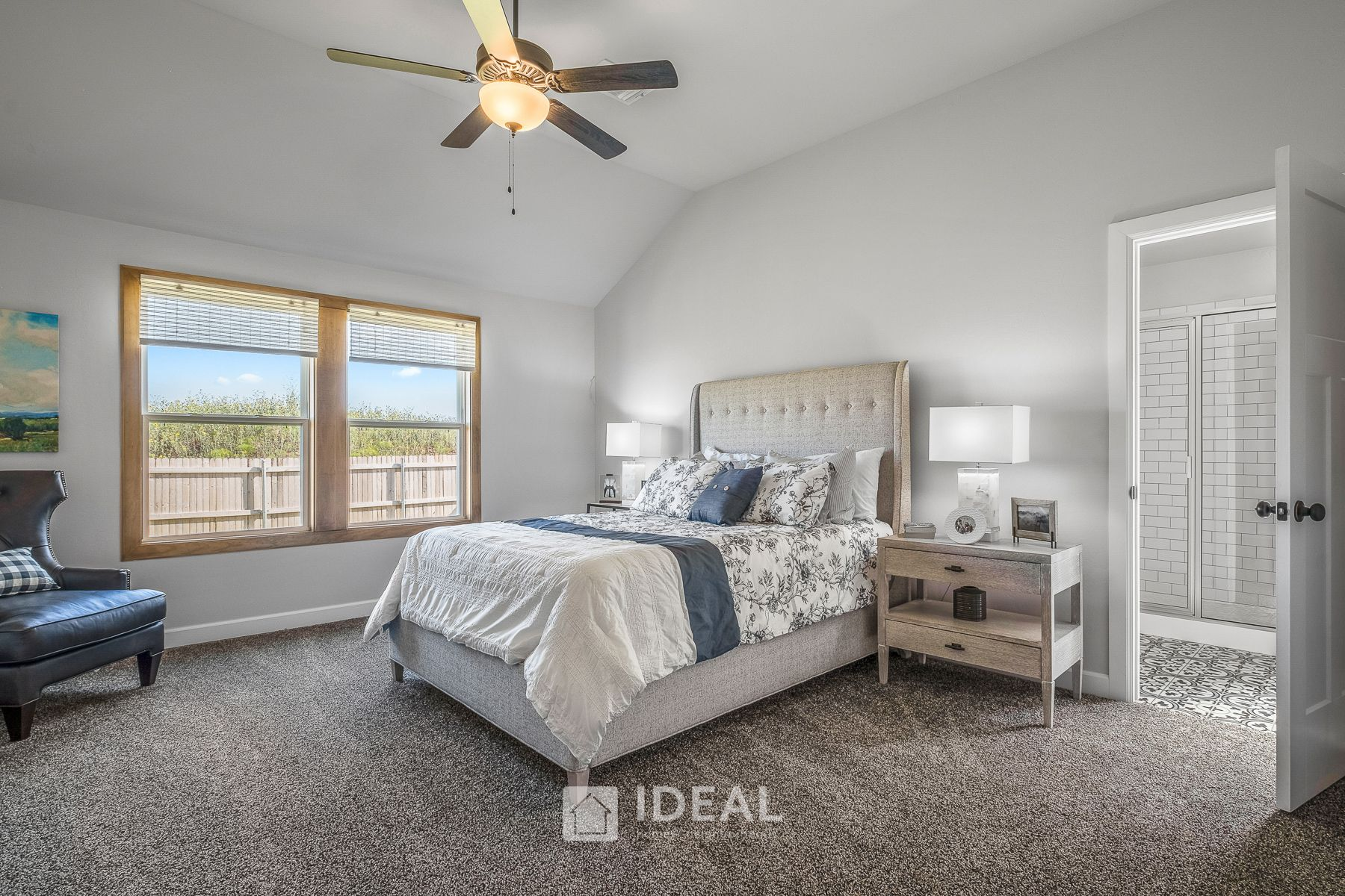 Bedroom featured in the Murphy By Ideal Homes in Oklahoma City, OK