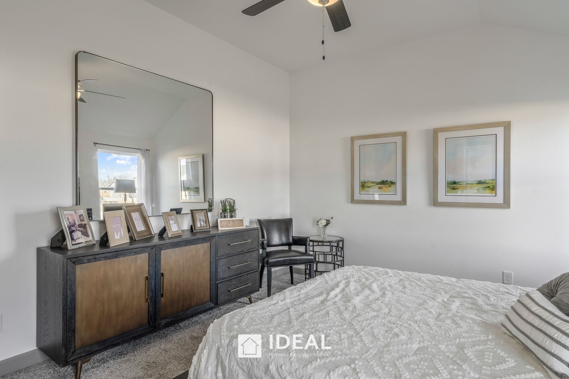 Bedroom featured in the Holloway By Ideal Homes in Oklahoma City, OK