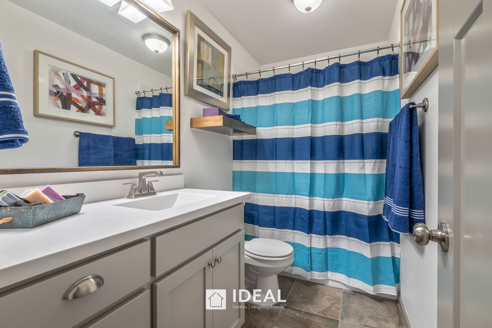 Bathroom featured in the Holloway By Ideal Homes in Oklahoma City, OK