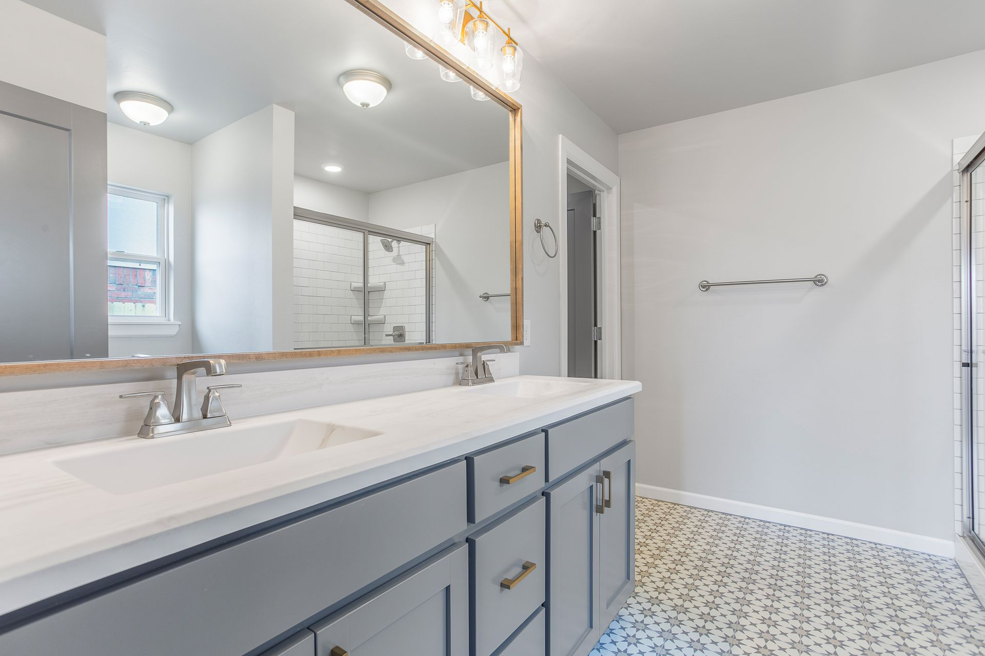 Bathroom featured in the Forrester By Ideal Homes in Oklahoma City, OK