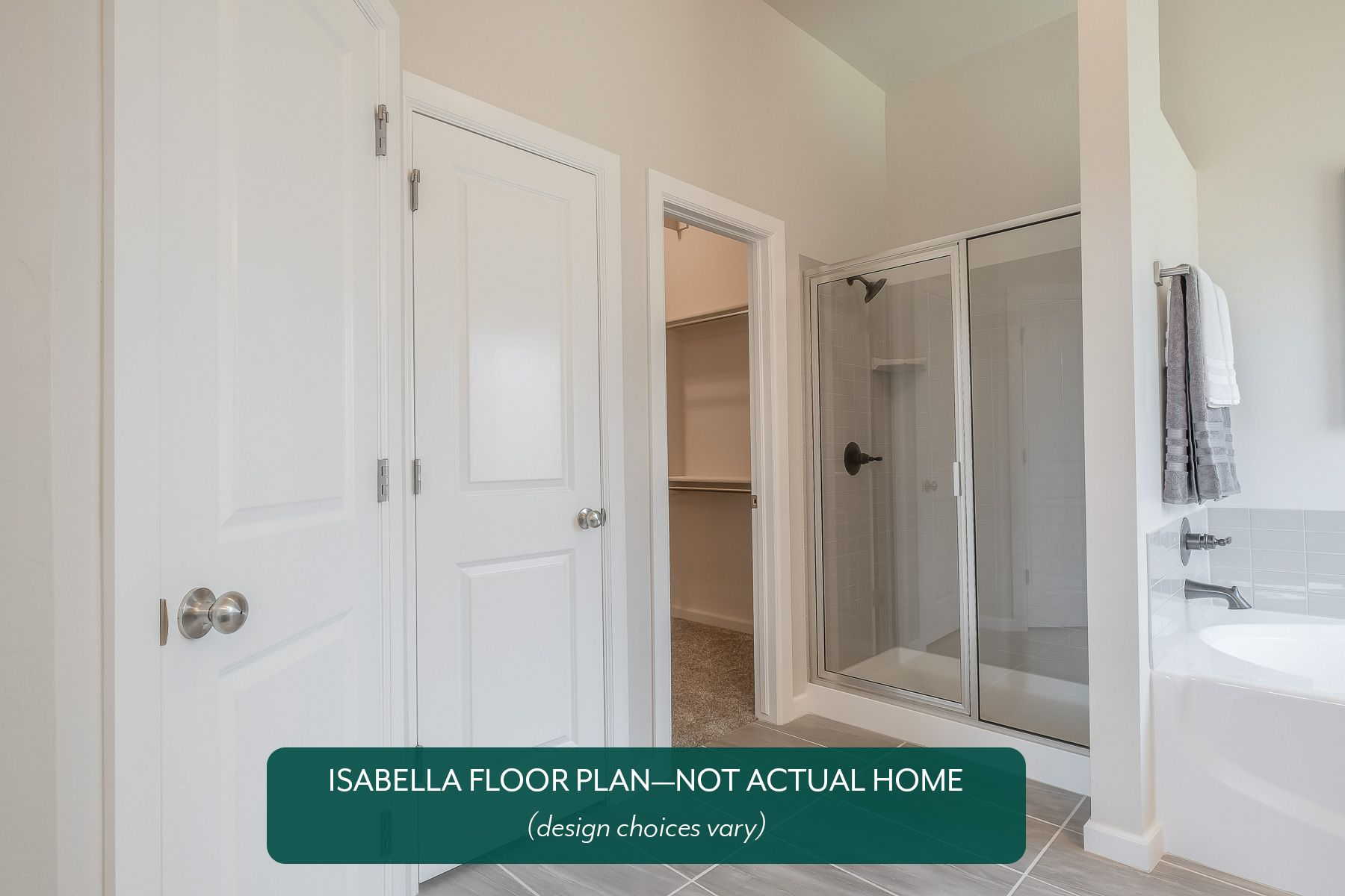 Bathroom featured in the Isabella By Ideal Homes in Oklahoma City, OK