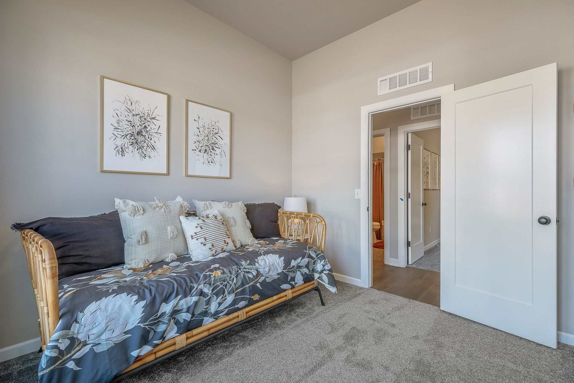 Bedroom featured in the Jacobson By Ideal Homes in Oklahoma City, OK