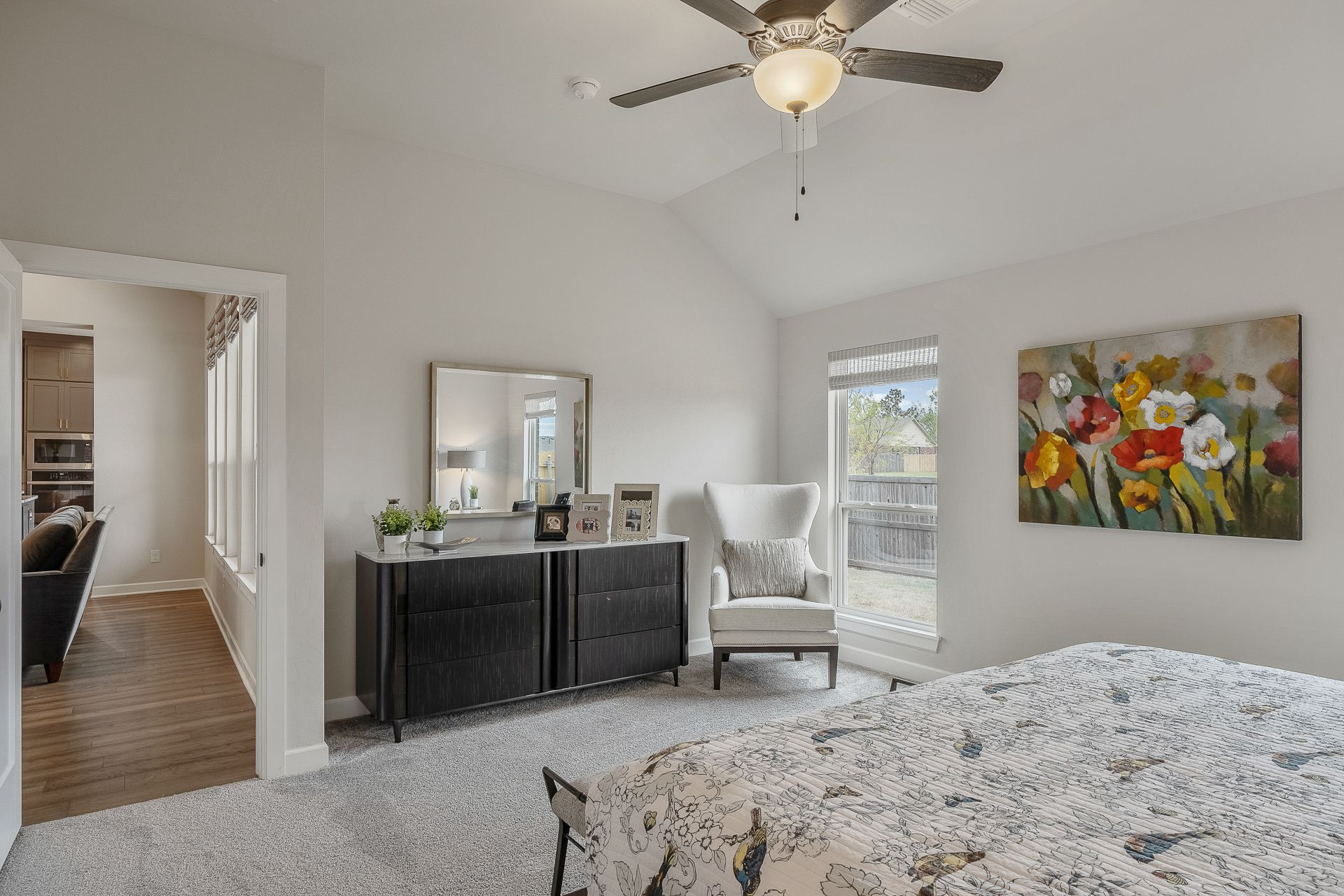 Bedroom featured in the Orwell By Ideal Homes in Oklahoma City, OK